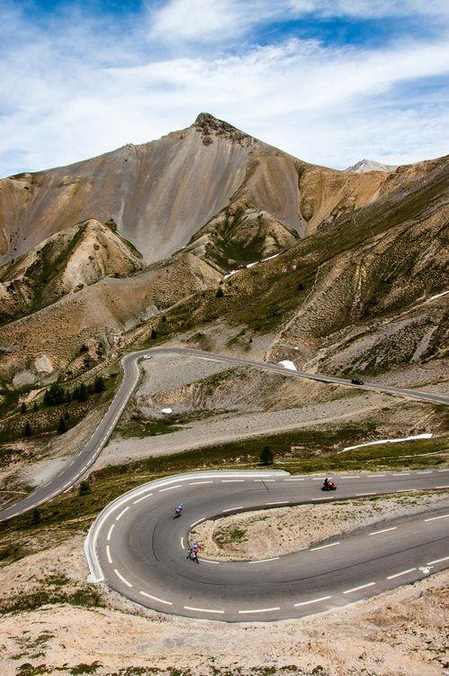 Col de l'Izoard  France                                                                                                                                                                                 Más