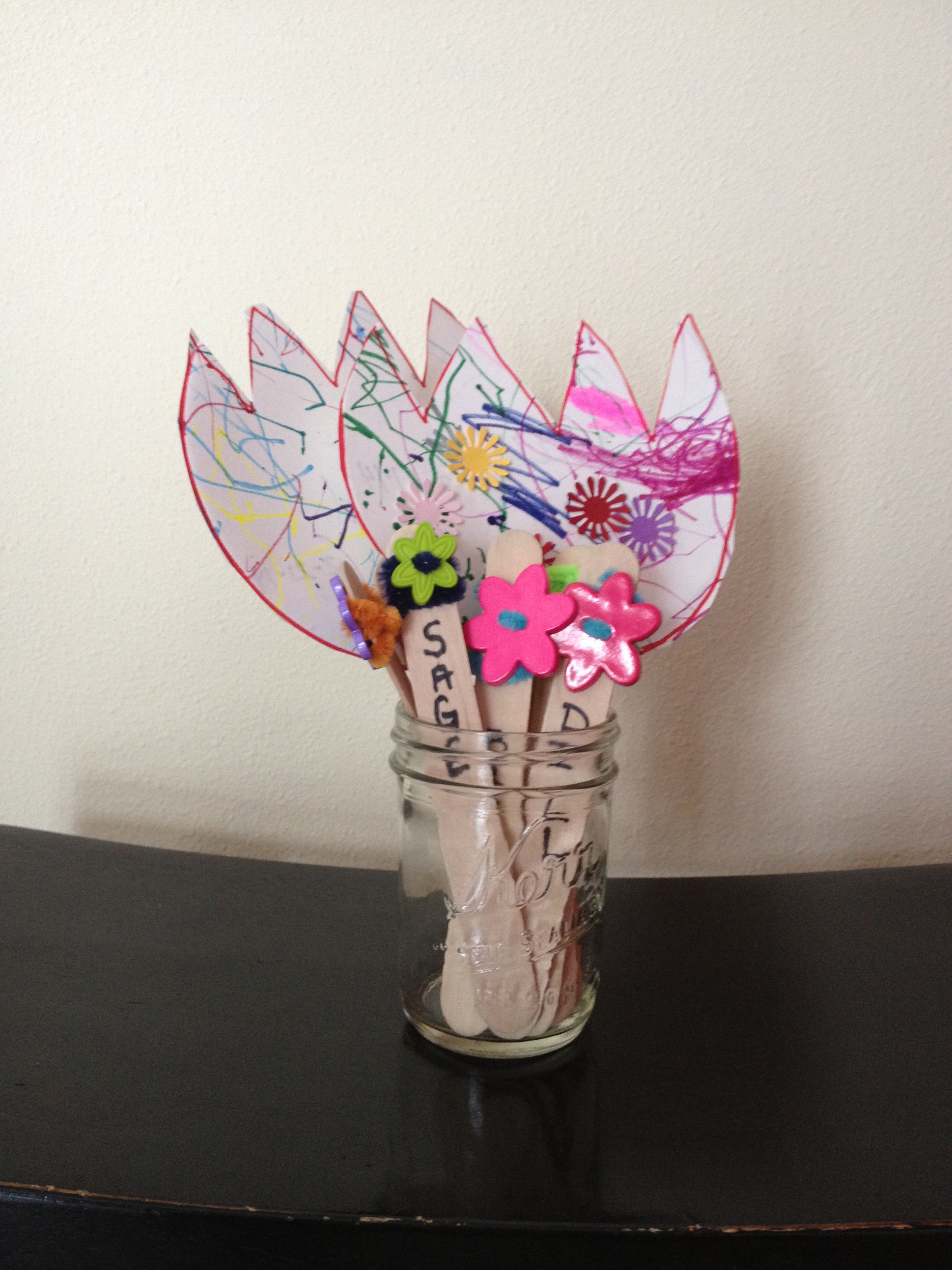 Spring Craft For Toddlers