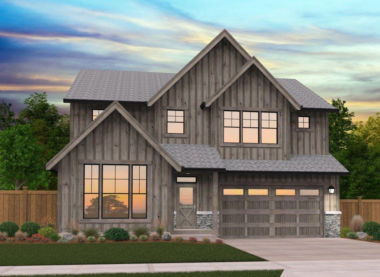 Austin House Plan | Architectural design house plans ...