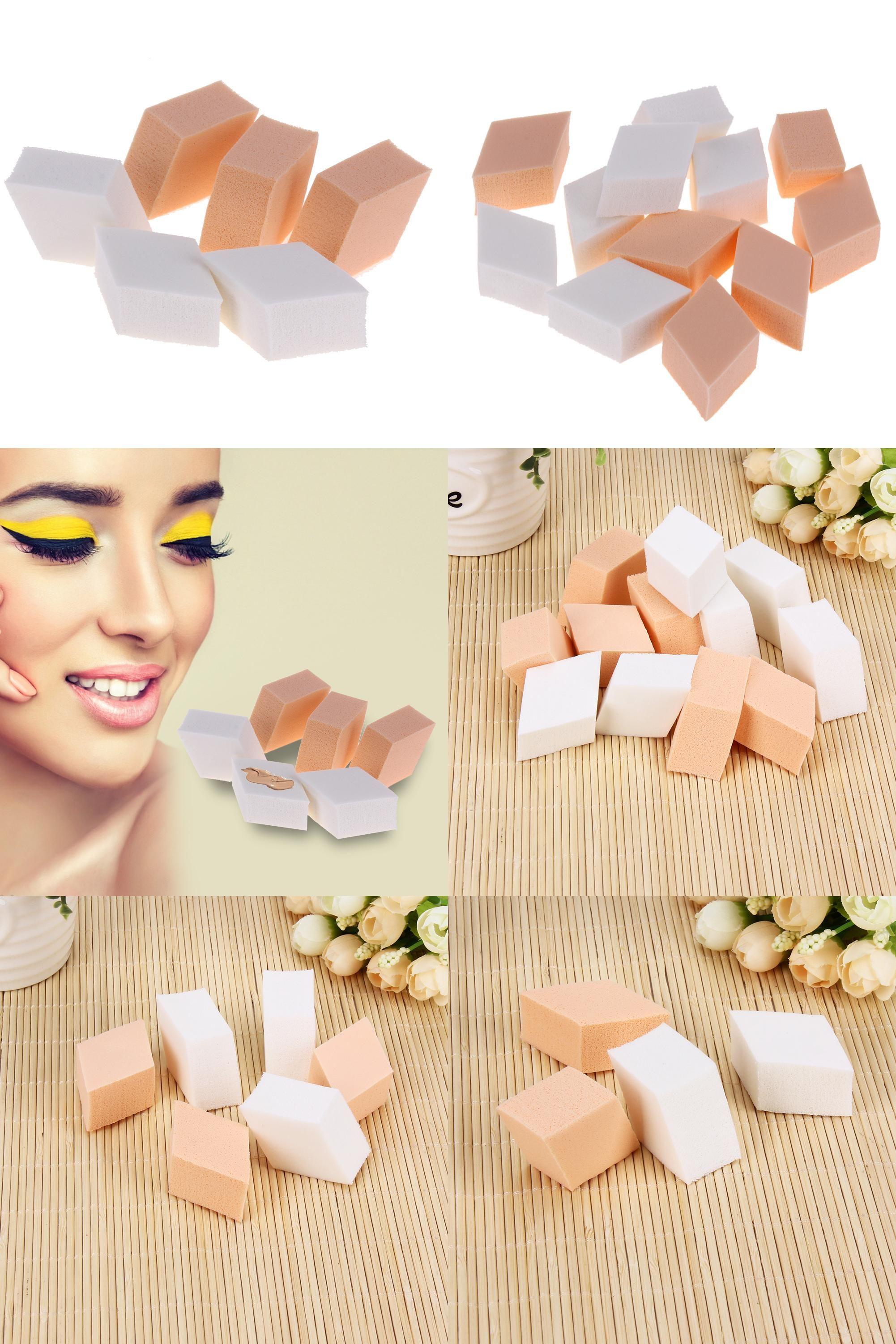 [Visit to Buy] 15PCS Makeup Sponge Face Foundation Powder