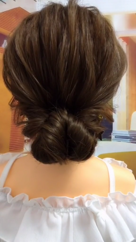 Cute simple braided hairstyle for long hair| Hairstyle Tutorial
