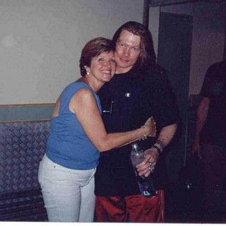 Axl Rose And His Sister Amy Bailey Gabriel Lorden In 2019 Sean