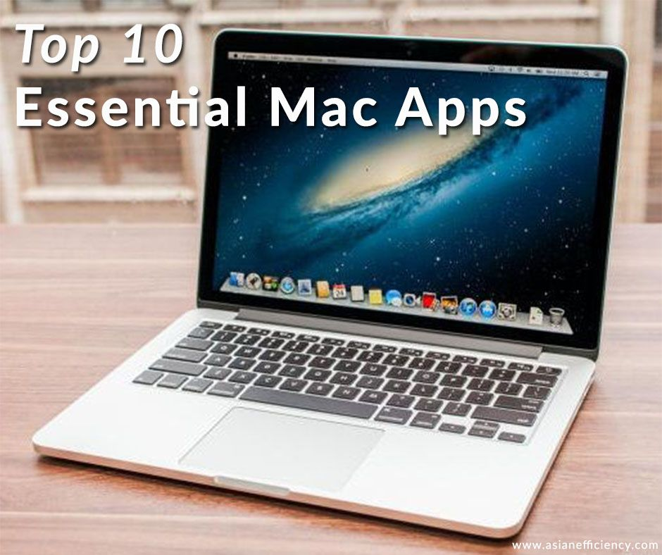 Our updated list to the top productivity apps for Mac  See