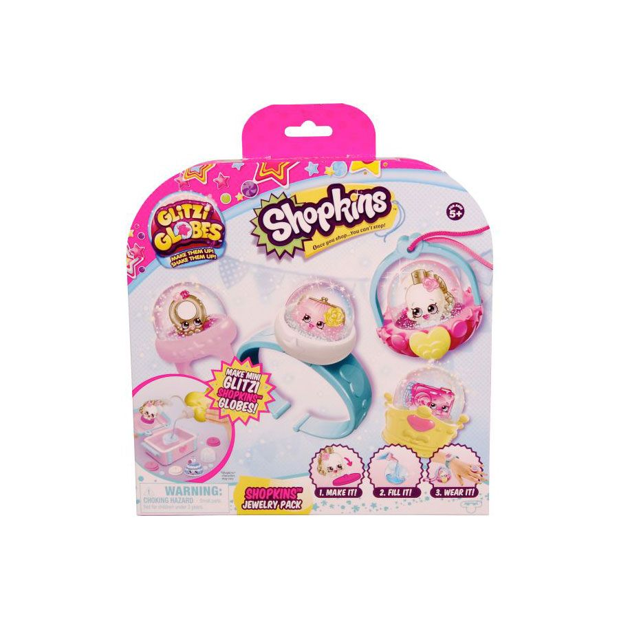 Glitzi Globes Shopkins Jewelry Pack | Toys R Us Australia | Present ...