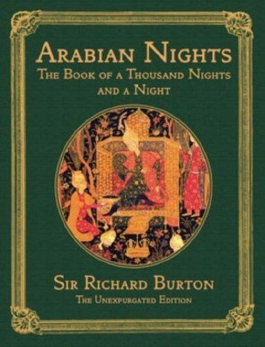 arabian nights, for your never ending tale of a thousand nights ...