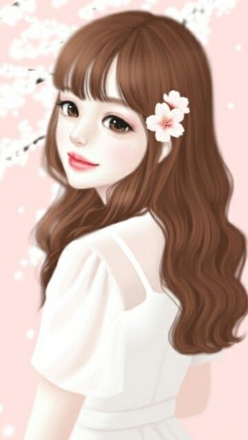 Imagefind Images And Videos On We Heart It The App To Get Lost In What You Love Cartoon Girl Images Cute Kawaii Girl Cute Cartoon Girl
