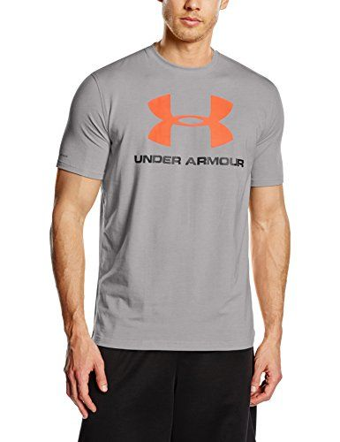 Under Armour Mens CC Sportstyle LOGO Short-Sleeve Shirt - True Grey Heather, LG No description (Barcode EAN = 0889819397477). http://www.comparestoreprices.co.uk/december-2016-5/under-armour-mens-cc-sportstyle-logo-short-sleeve-shirt--true-grey-heather-lg.asp