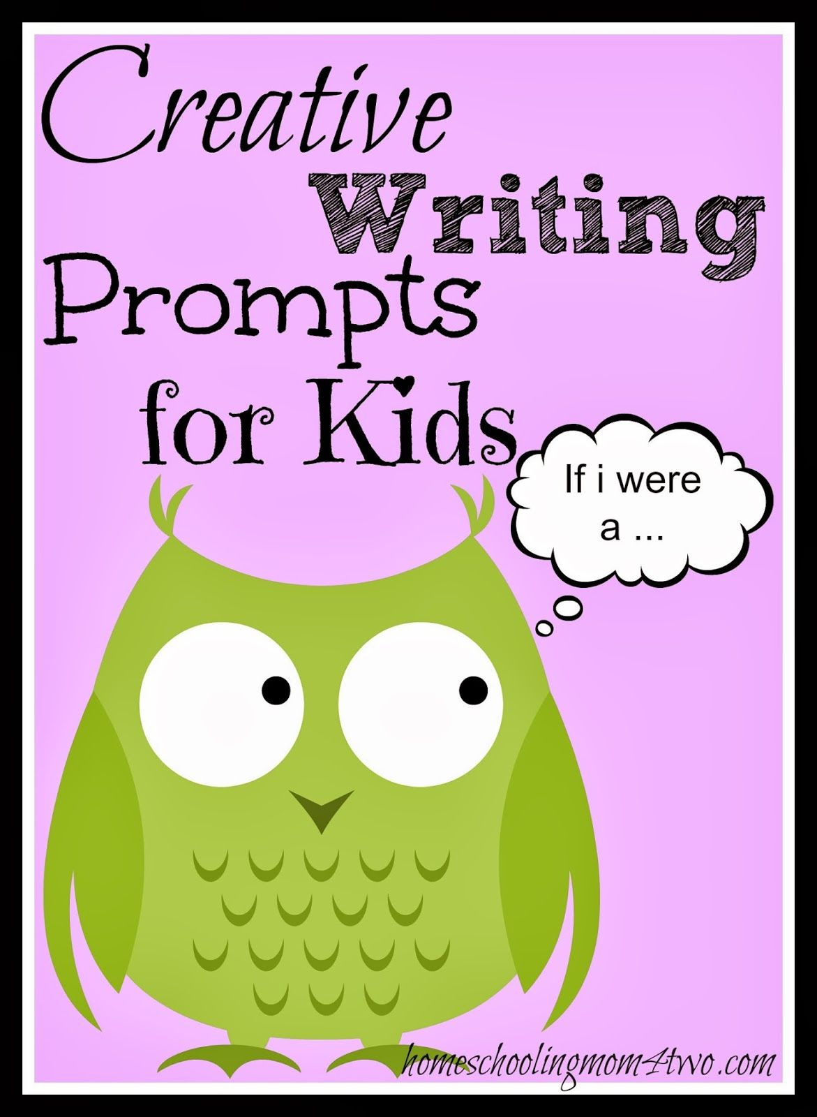 Creative writing prompts for kids creative writing prompts creative writing prompts for kids homeschooling mom 4 two fandeluxe Images