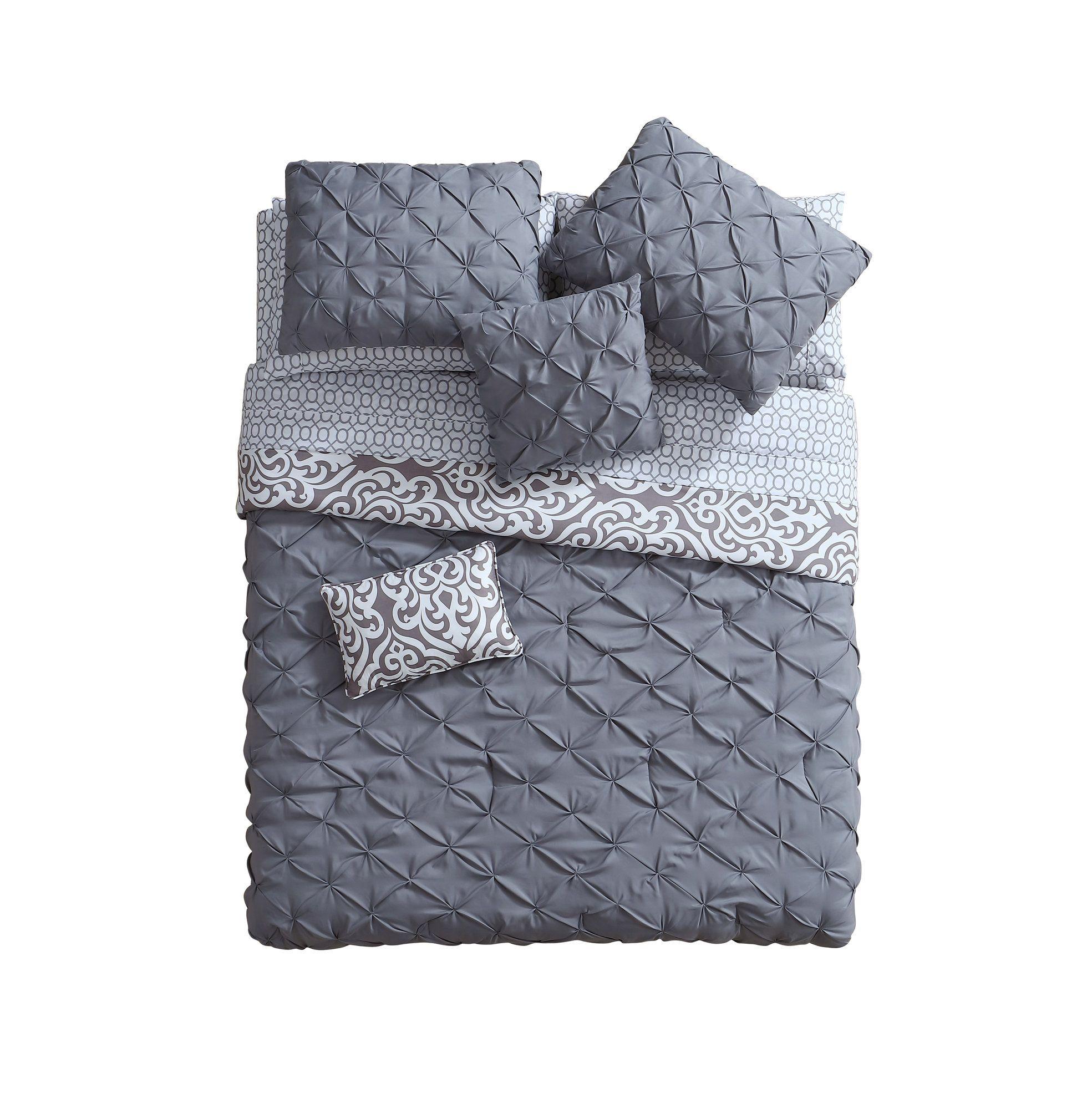 Oakley 9 Piece Comforter Set