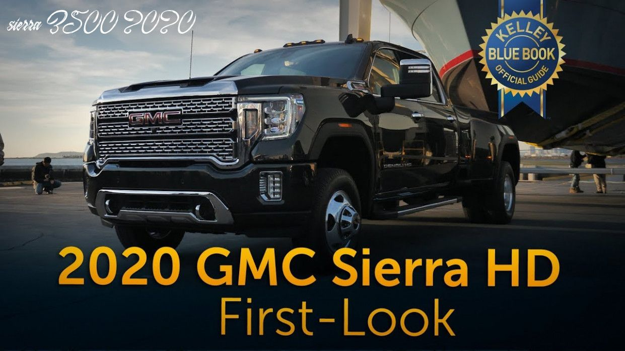 Sierra 3500 2020 In 2020 Gmc Gmc Denali Gmc Sierra