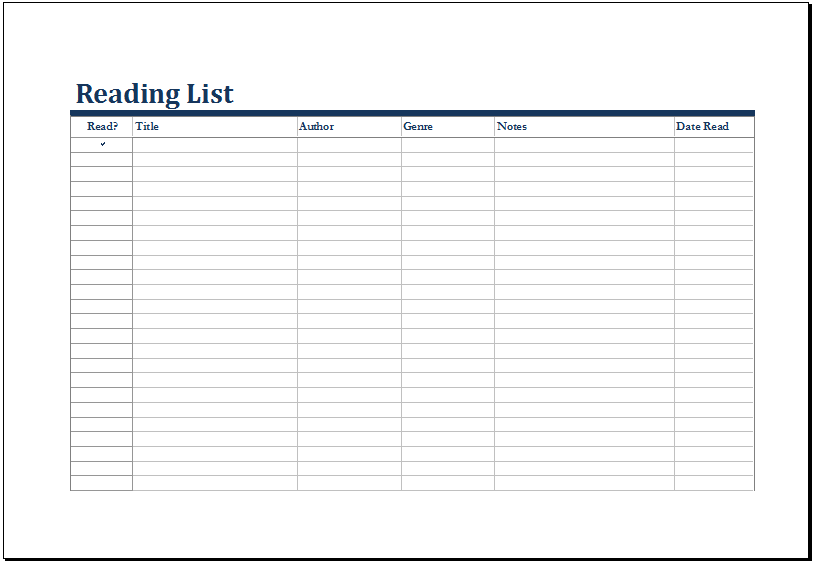 Baby Supplies List Template At HttpWwwWordexceltemplatesCom