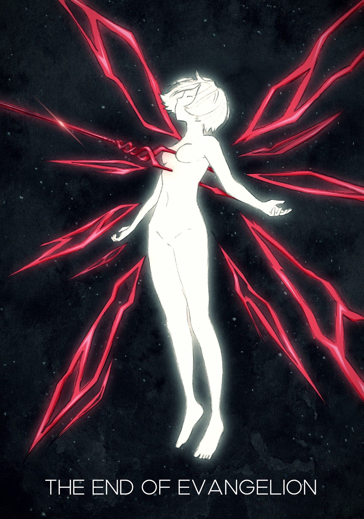 The end of evangelion | Evangelion, Neon evangelion, Evangelion art