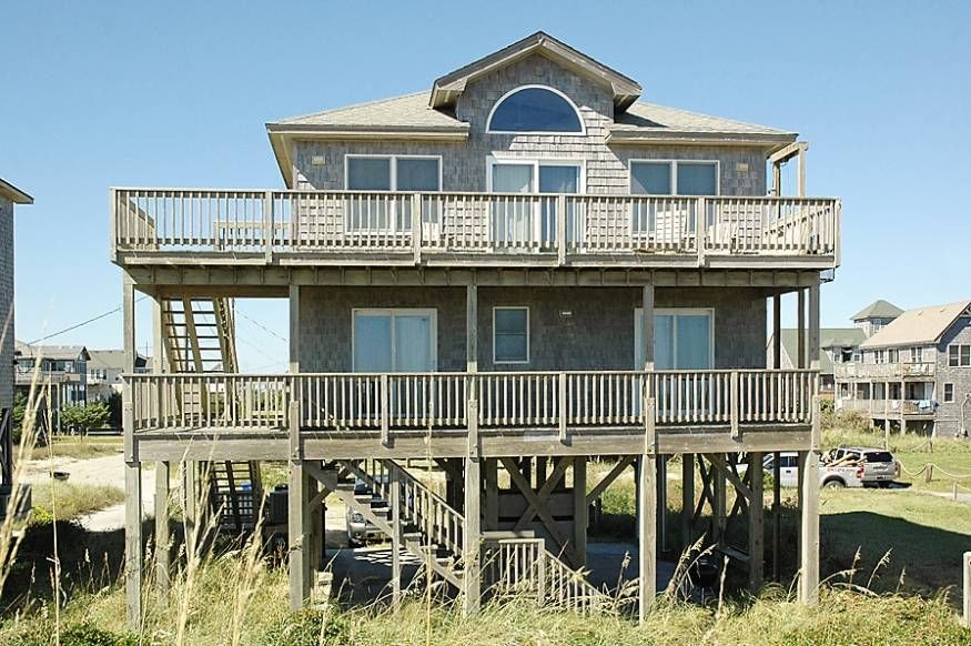 Midget reality beach house rental outer banks