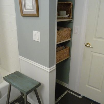 Linen Closet Door Design Ideas Pictures Remodel And Decor Linen Closet Design Closet Designs Linen Closet