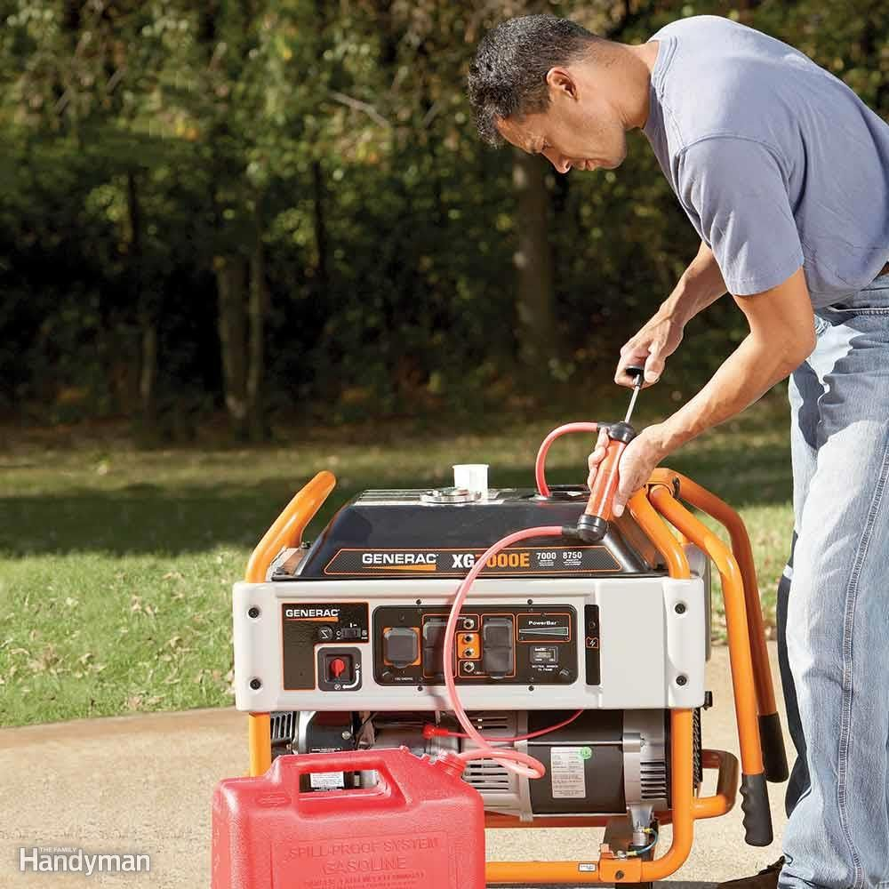 Tips For Using Emergency Generators With Images Emergency Generator Home Safety Tips Home Safety