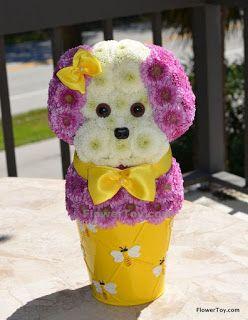 Aprende Cómo Hacer Figuras De Animalitos Con Flores Paso A