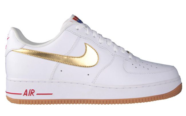 nike air force 1 low olympic silver edition