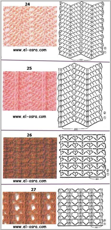 crochet pattern   vestidos tejidos   Pinterest   Puntadas, Ganchillo ...