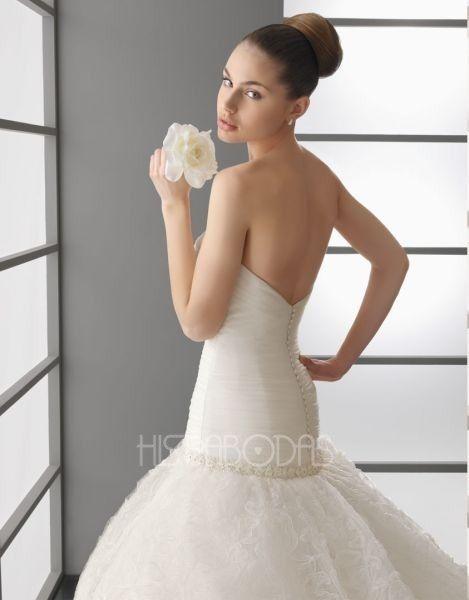 vestido de novia – aire barcelona, parade | vestidos en nuptialista