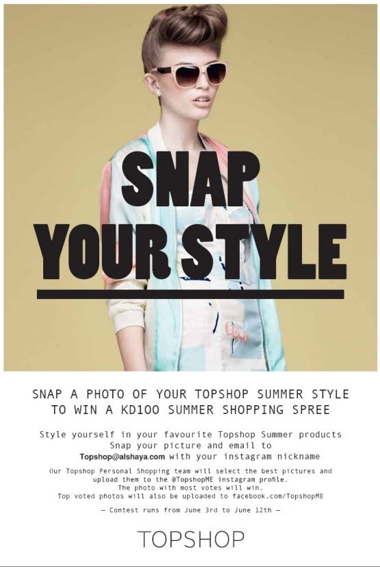 Topman marketing mix