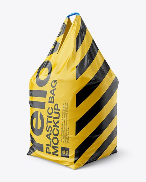 Download 1000kg Concrete Plastic Bag Mockup Halfside View In Bag Sack Mockups On Yellow Images Object Mockups Mockup Free Psd Bag Mockup Mockup Psd