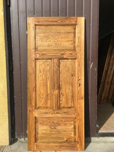 Drzwi Wewnetrzne Drewniane Szczotkowane Olejowane 7003449265 Oficjalne Archiwum Allegro Home Decor Decor Furniture