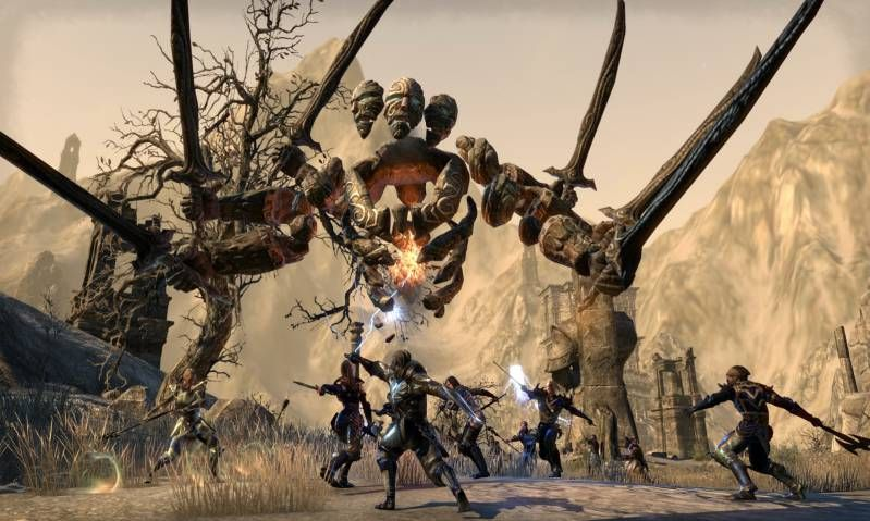 ESO Update 1 38 for PS4 and Xbox One Released With Fixes