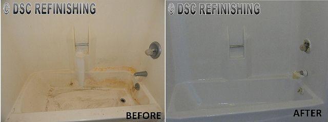 Bathtub Refinish Before After Dsc Bathtub Refinishing Serving