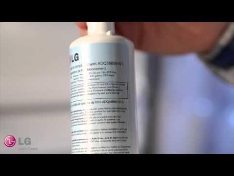 Replace Water Filter Lfxs30726 Lg French Door Refrigerator Google