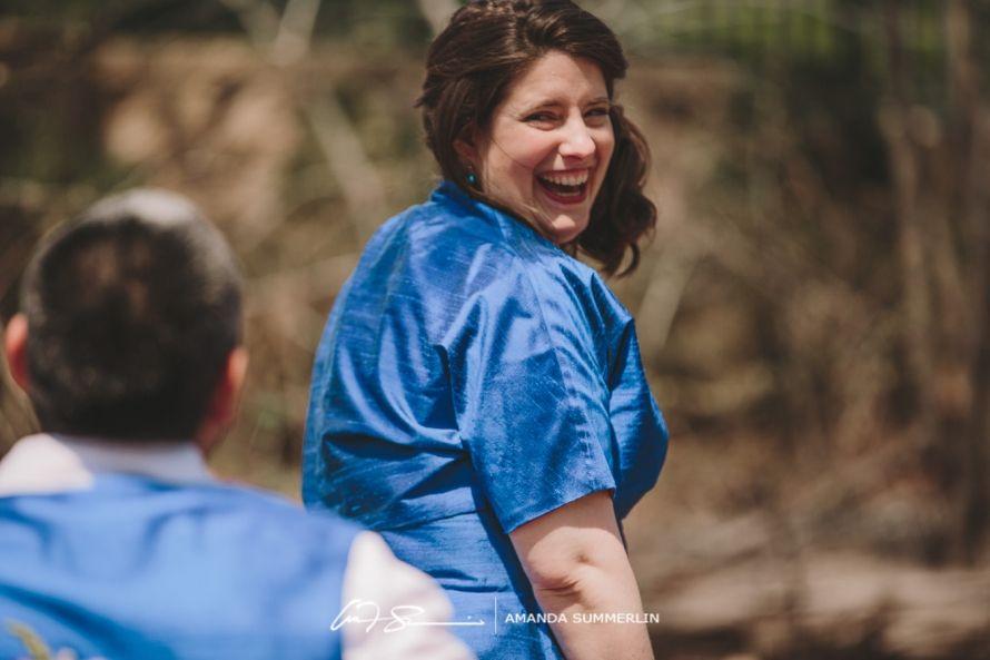 Karen and Michelle | Unitarian Universalist Wedding in North Carolina