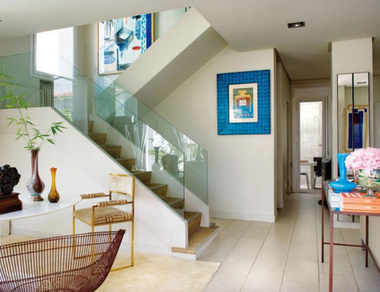 seamless glass rail | Details | Pinterest | Spanish house, Modern ...