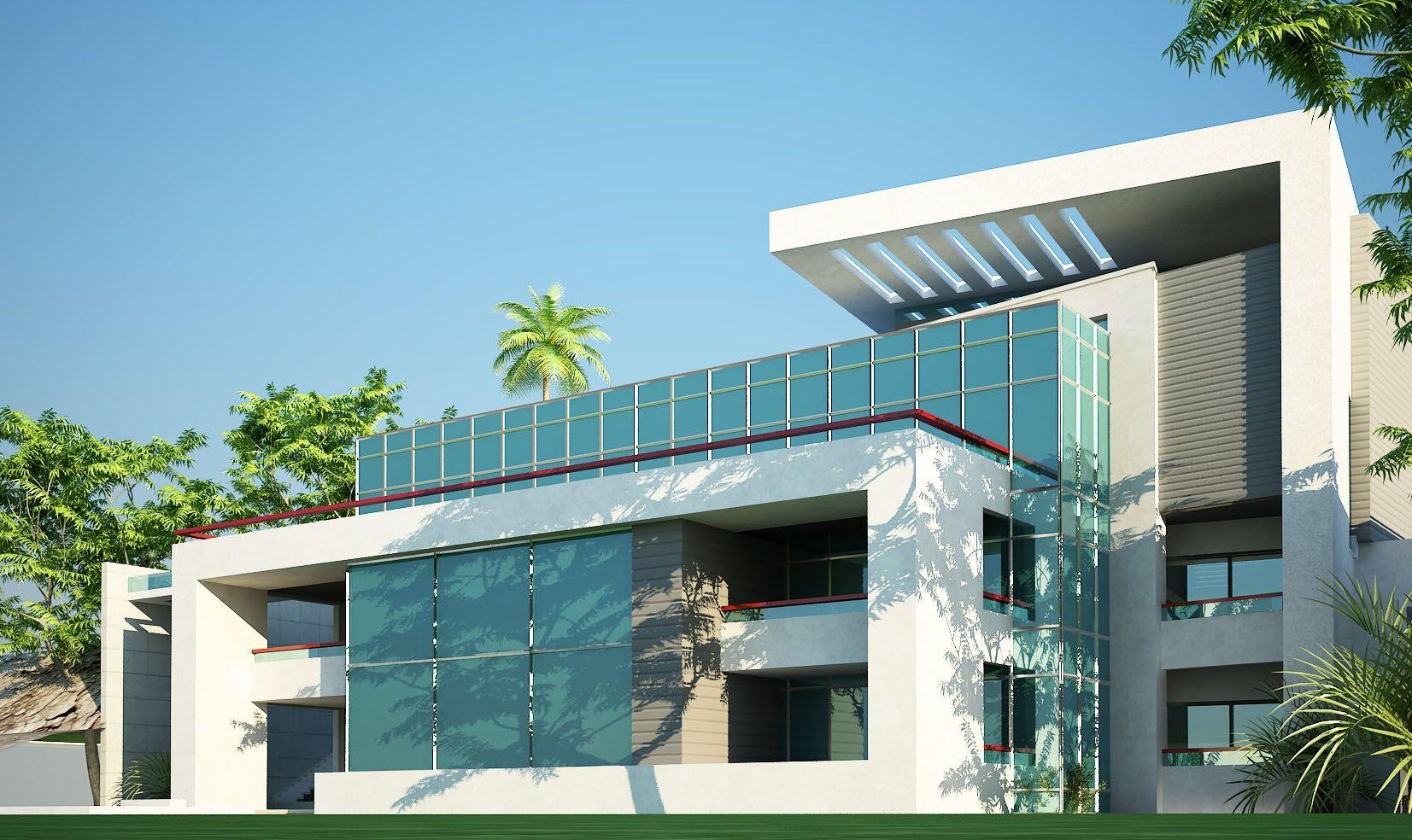 Design by mohamed o ark moderna pinterest for Arquitectura de oficinas modernas