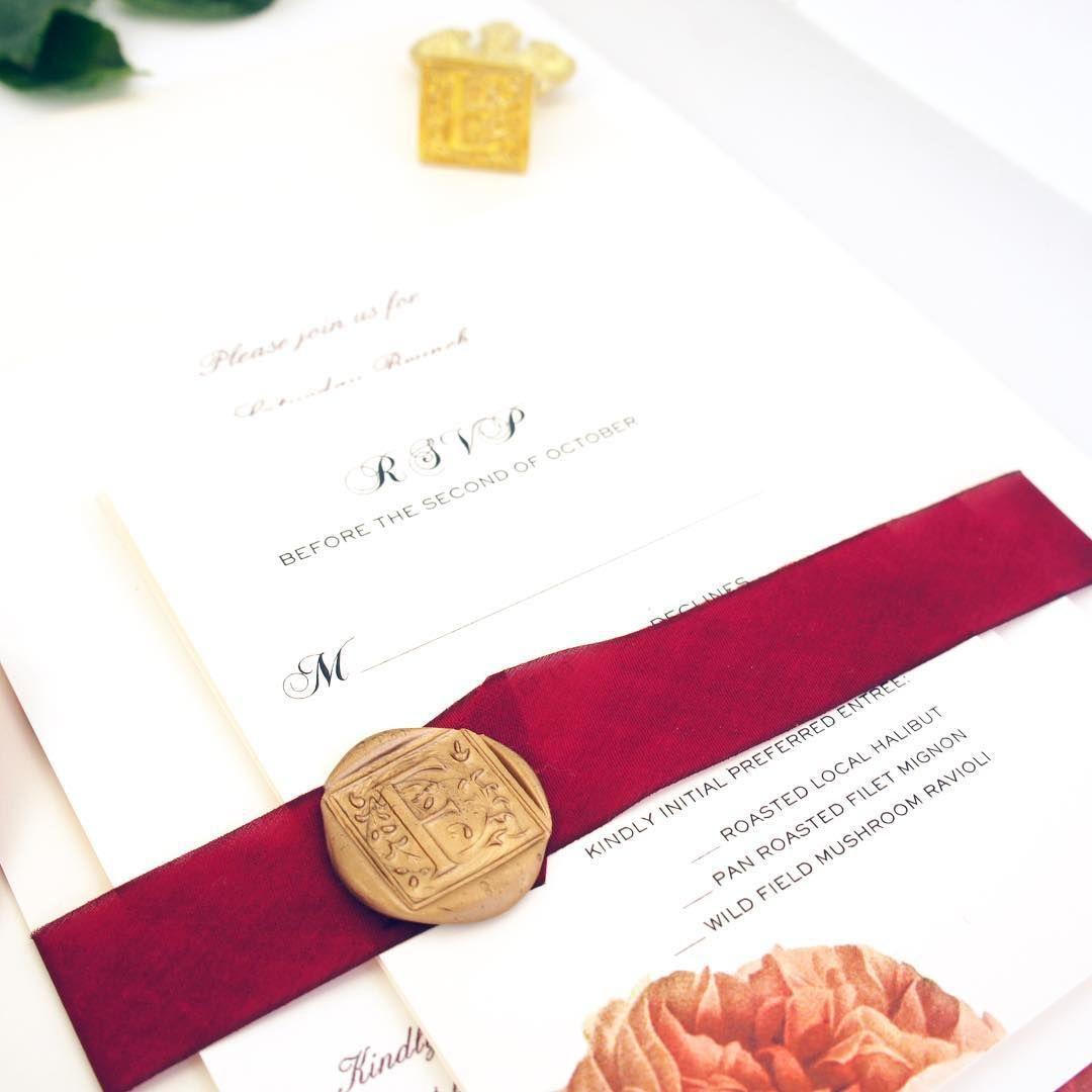 Fall Wedding | Pinterest | Rose wedding, Floral wedding and Weddings