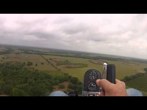 Gyro flying with Greg S. at Bensen Days 2014 - YouTube
