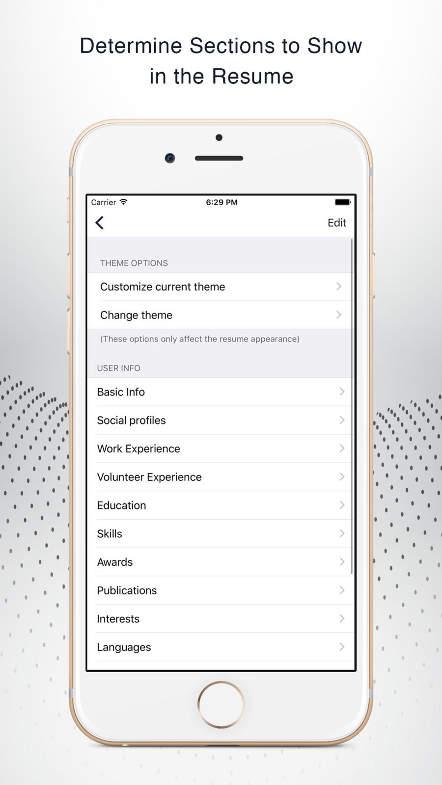 Resume Creator Free App