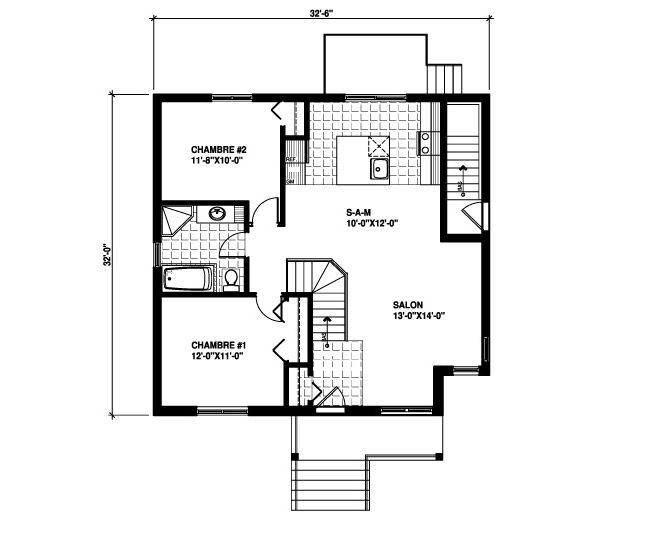 L\u0027Alouette Maison plan Pinterest