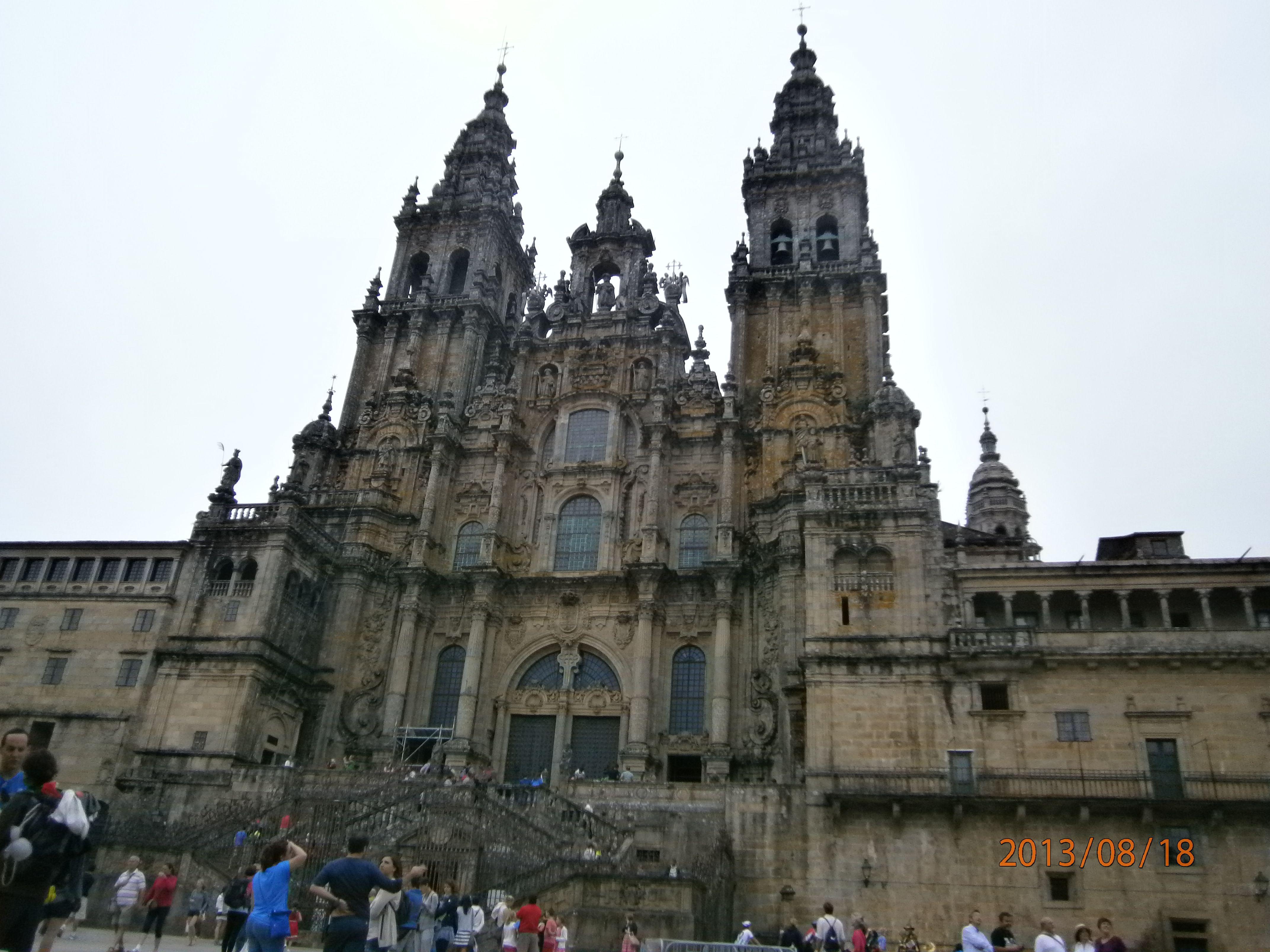 Catedral de Santiego de Compostela