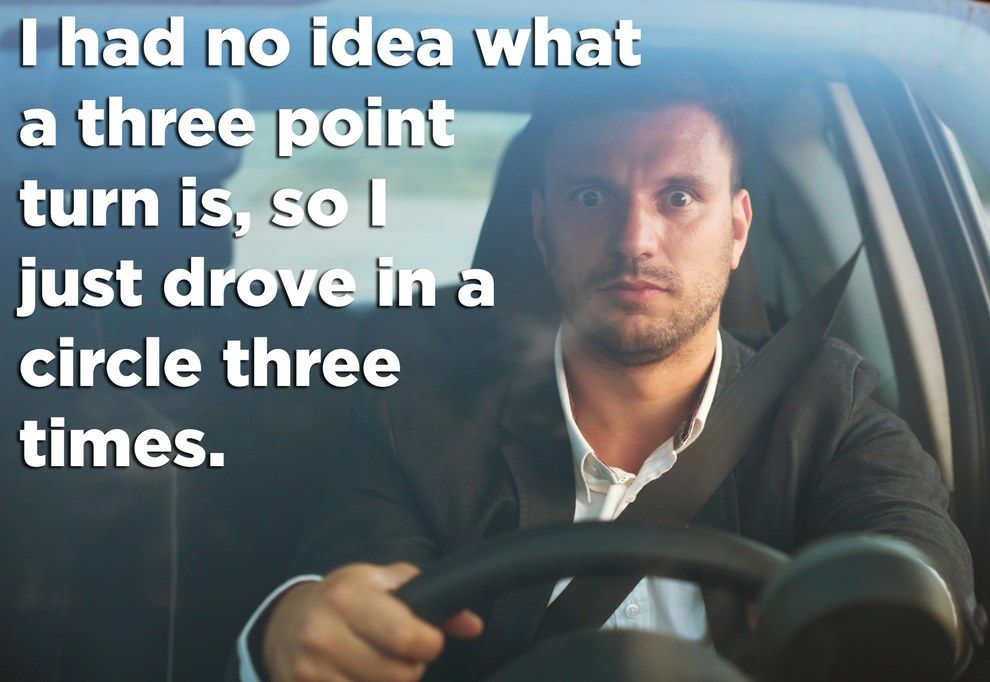 Driving Test Memes Best Collection Of Funny Driving Test Pictures