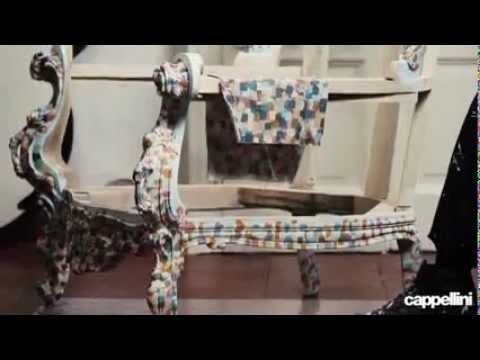 Watch....making the chair!  Proust Sessel - YouTube