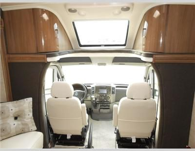 Can you see yourself in the majestic front seat of the #new 2014 #Winnebago 24V #ClassC ?