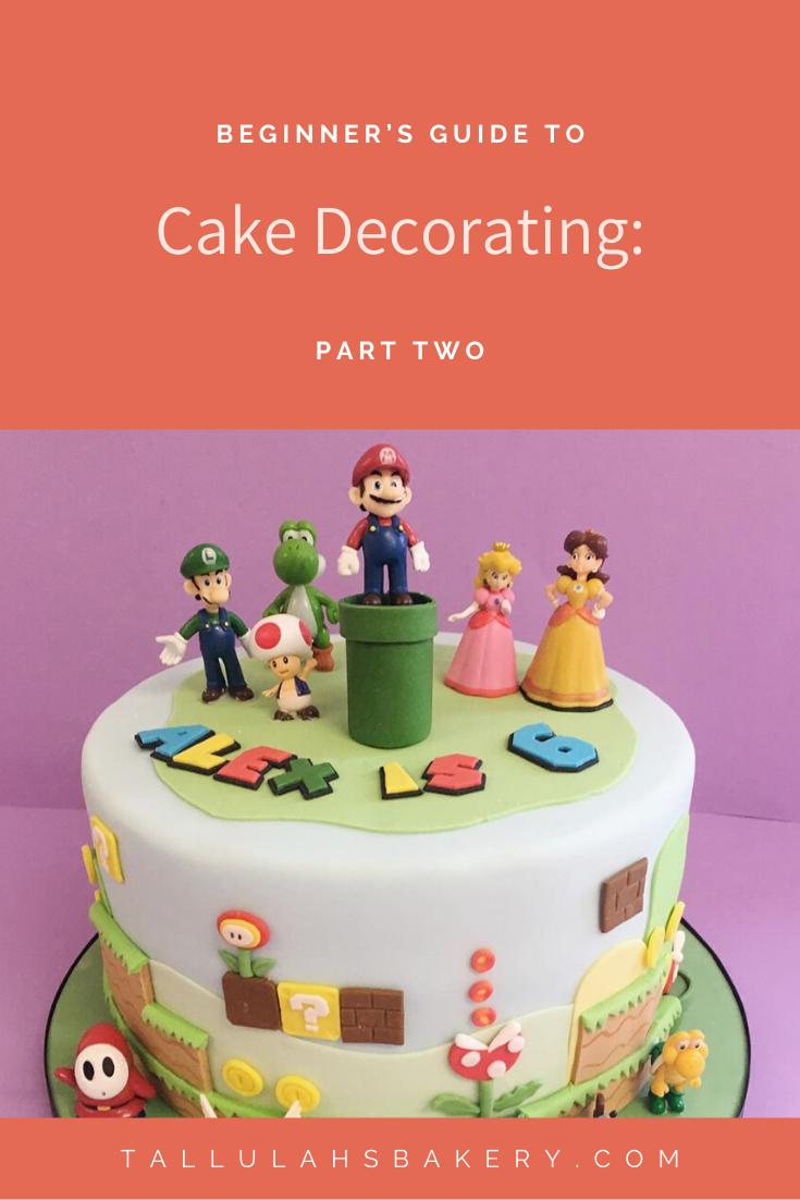 Beginner's Guide to Cake Decorating: Equipment | Cake ...