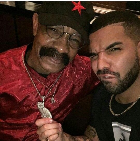 Drake His Dad Drake Kylie Jenner Spotted Music