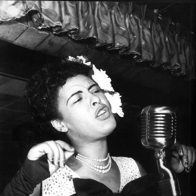 billie holiday #jewels