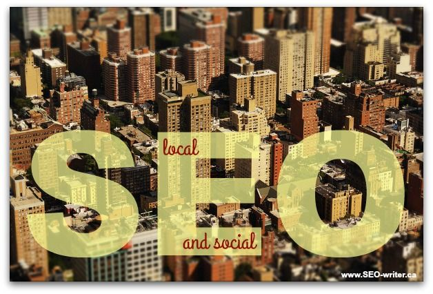 Thinking Local for SEO and Social
