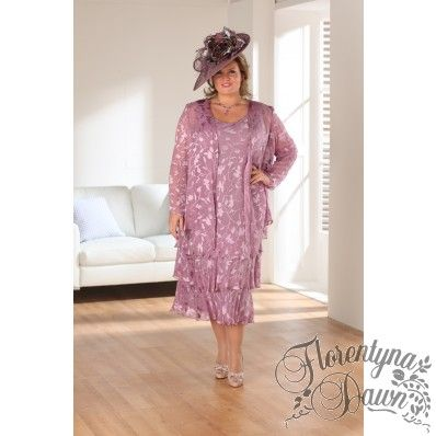 plus size dress and jacket uk | Color dress | Pinterest | Mothers ...