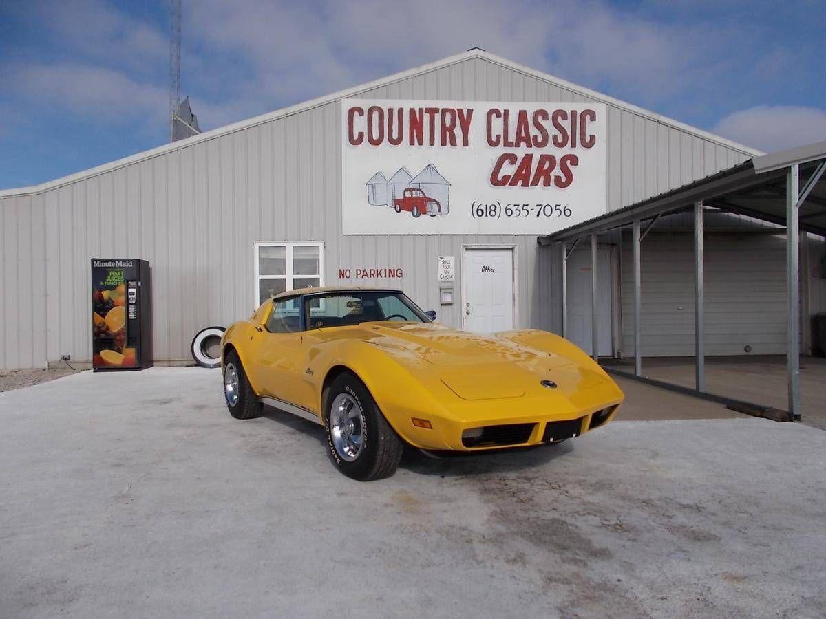 1974 chevrolet corvette for sale 1910686 hemmings motor news