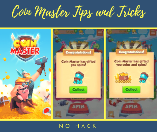 Latest Coin Master Tips and Tricks 2018! | TipOtrickz in 2019 | Coin