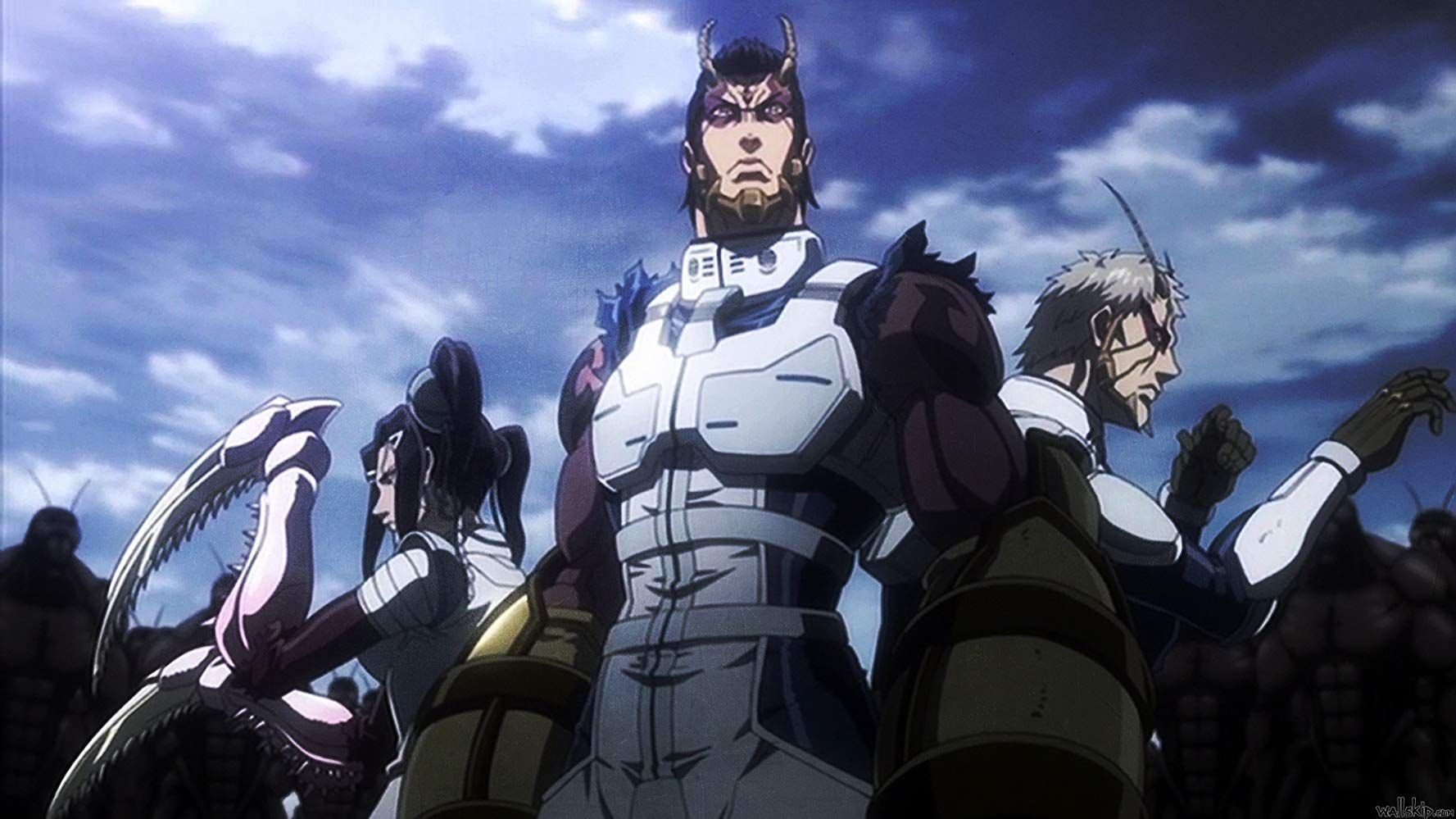 Terra Formars (TV Series 2014 ) Photo Gallery IMDb