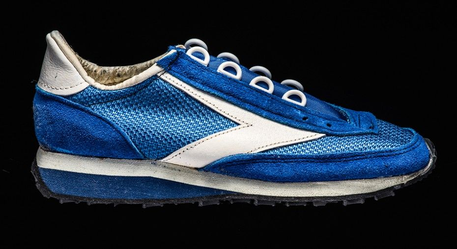 A Museum Curator's Vintage Running Shoe