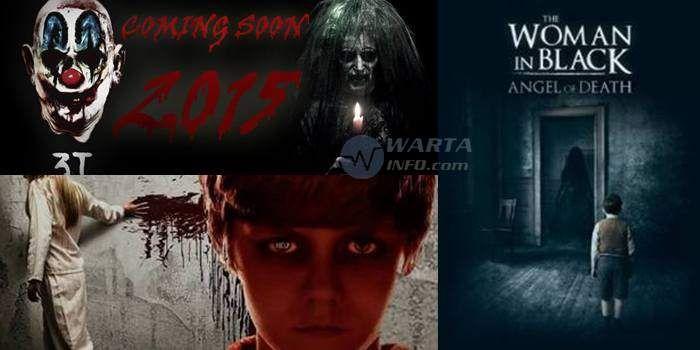 Daftar Movie Film Horor Barat Terbaru Mengerikan Tahun 2015 Film